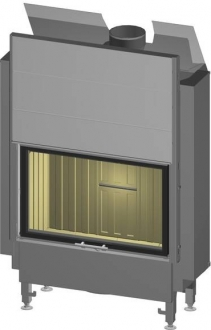 топка Spartherm Varia M-80h-4S Linear 52,4 см