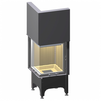 топка Spartherm Mini 2LRh-4S Linear 50 см